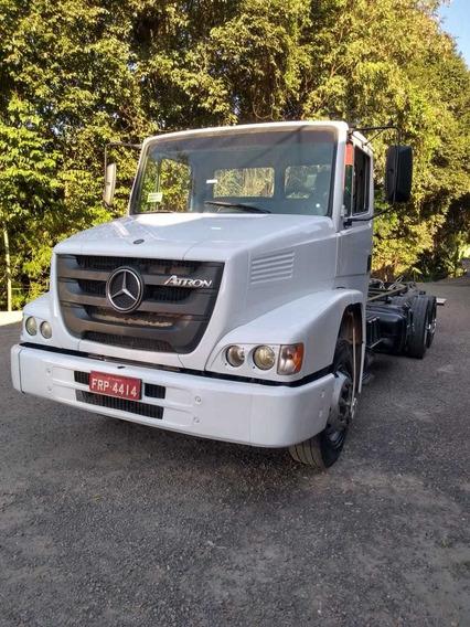 Caminhão M.benz Atron 2324 14/14 6 X S/j Cartão