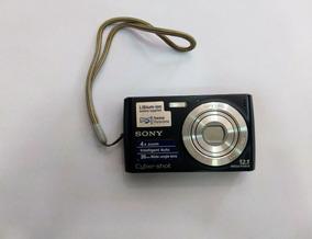 Câmera Sony Cyber-shot 12.1 Mega Pixels Dsc-w510