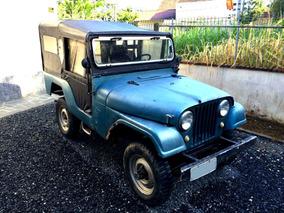 Jeep Willys 1965 6cc