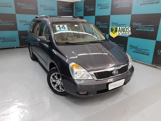 Kia Carnival 3.5 Ex V6 24v Gasolina 4p Automatico