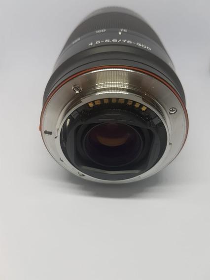 Lente Sony A 75-300mm