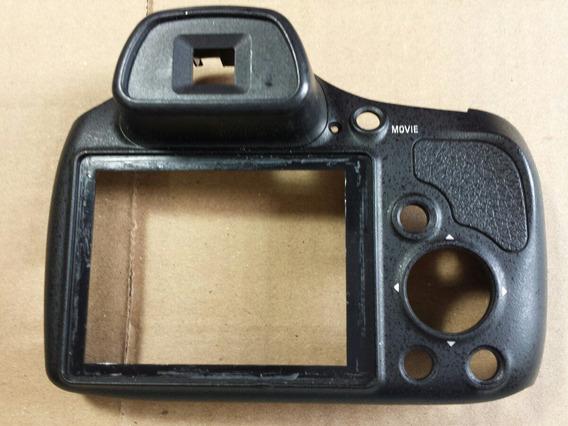 Parte Da Carcaça Câmera Sony Dsc-h400 Original #12
