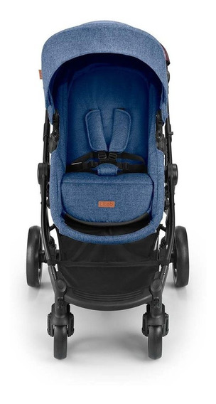 Carrinho De Bebê Litet Dayone 0-15kg Azul - Bb690