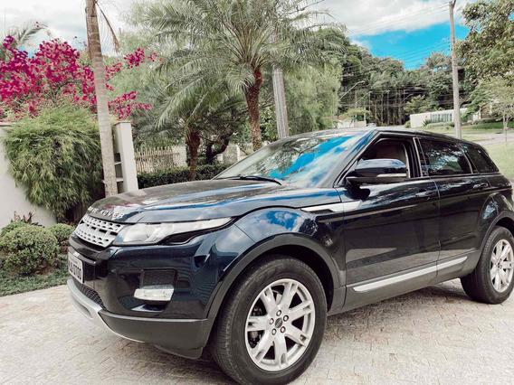Land Rover Evoque 2.0 Si4 Pure 5p 2012