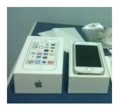 iPhone 5s 64gb Semi Novo Acessórios Brindes Películas Capas