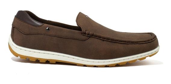 Zapatos Hombre Stork Man Náuticos Mocasín Eco Cuero