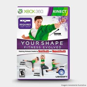 Your Shape Fitness Evolved - Original Para Xbox 360 - Novo