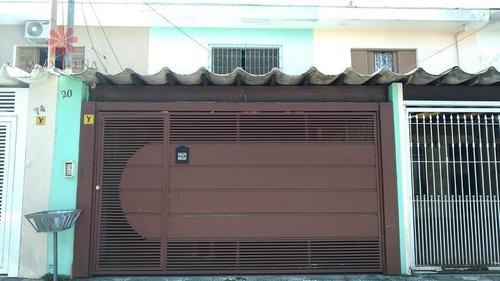 Imagem 1 de 15 de Casa Sobrado Para Venda, 3 Dormitório(s) - 1153