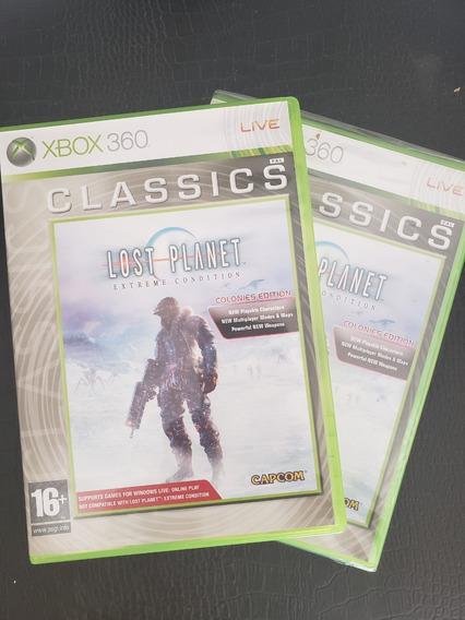 Lost Planet: Extreme Condition Xbox 360 Lacrado