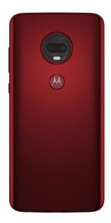 Smartphone Motorola Moto G7 Plus 64gb Rubi Câmera Dupla 16mp+5mp Tela 6,24 4g Xt1965-2