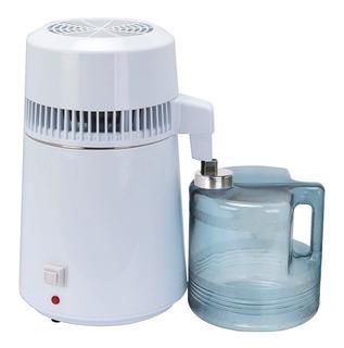 Destilador Purificador De Agua Eléctrico 750w 4 Litros 1 L/h