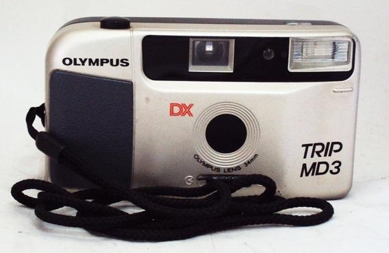 Câmera Olympus Trip Md-3