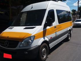 Mercedes-benz Sprinter Van 415 2013\13 T.a Executiva