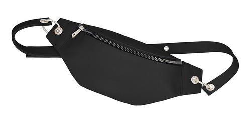 Imagen 1 de 4 de Bolso Belt Bag Con Cierre De Mujer C&a (3005426)