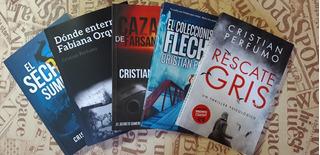 Colección Completa De Libros De Cristian Perfumo (nuevos)