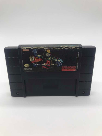 Killer Instinct Super Nintendo Snes Original Americano