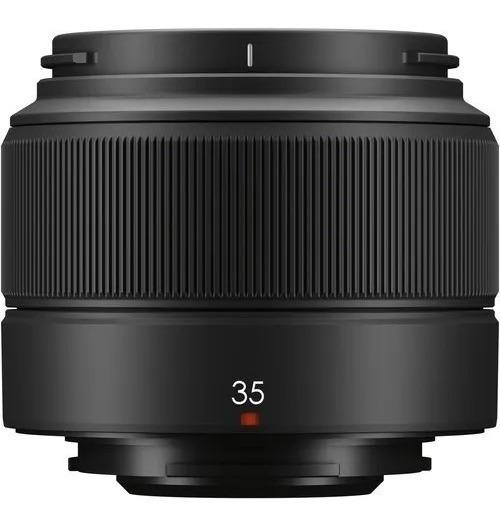 Fujifilm Xc 35mm F/2 / Lente Fuji Xc35mm F2