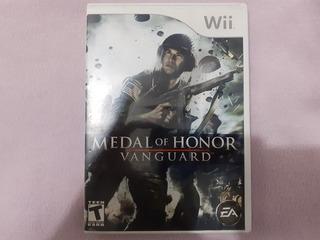 Medal Of Honor Vanguard Original Para Nintendo Wii