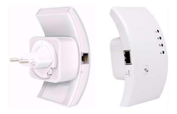Repetidor De Sinal Expansor Wifi Wi Fi Wireless Roteador T25