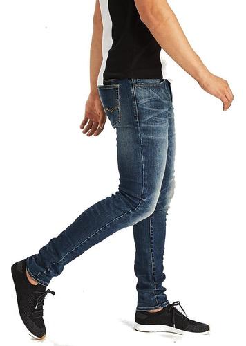 Pantalon Hombre Entubado American Eagle Ultra Skinny Nuevo Mercado Libre