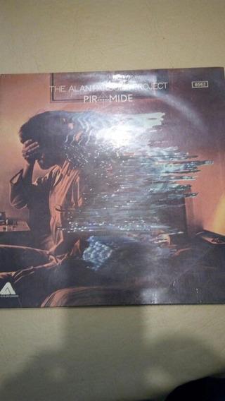Disco Lp Vinilo Alan Parsons Project Pirámide