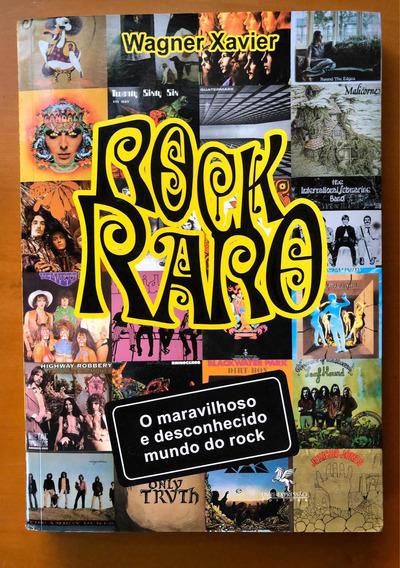Livro Rock Raro Wagner Xavier