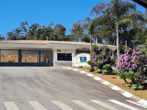 Imagem 1 de 6 de Terreno Com 463 M² - Condomínio Reserva Santa Paula - Parque Dom Henrique - Cotia/sp - Tr121548v
