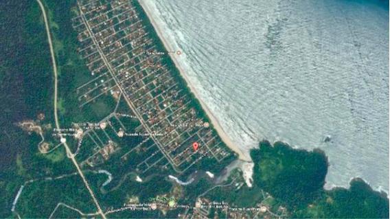 Terreno Na Praia De Itamambuca - 540,00m2 - Aceito Permuta
