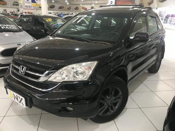 Honda Cr-v 2.0 Exl 4x4 Com Teto