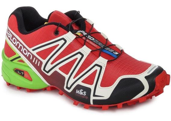 Zapatillas Salomon Speedcross 3 Running Hombre Originales