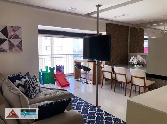 Belíssimo Apartamento Na Vila Carrão Com Excelente Localização E Ótimo Acabamento Interno. Ele Tem 98 M² Com 3 Dormitórios Sendo 1 Suíte - Ap5704