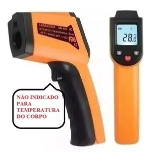 Termômetro Laser Digital Infravermelho Gm-400