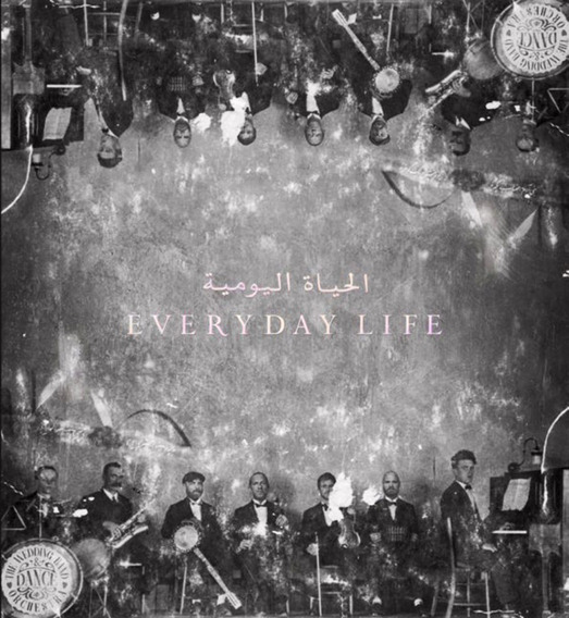 Cd Coldplay Everyday Life Nuevo 2019 Original