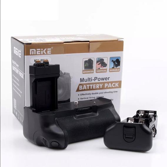 Grip De Bateria Meike Para Canon 5d Mark Iii