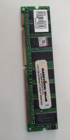 Memória Dim Pc133 512 Mb