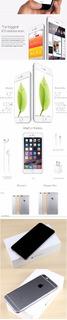 Original Apple - iPhone 6 Plus - Desbloqueado