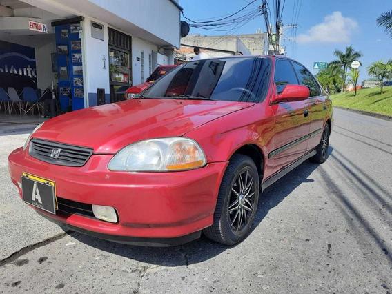 Honda Civic Lx 1.6 At 1998