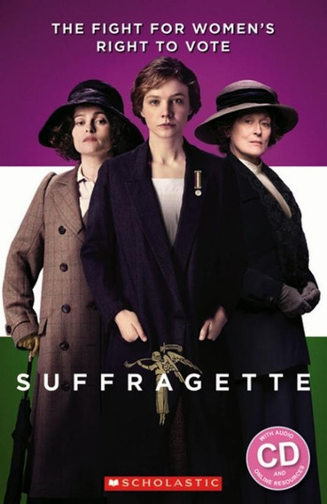 Suffragette - The Fight For Womens Rights To Vote + Cd De