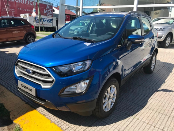 Ford Ecosport Se 1.5 Mt 123 Cv 5ptas 0km 2020 Stock Físico