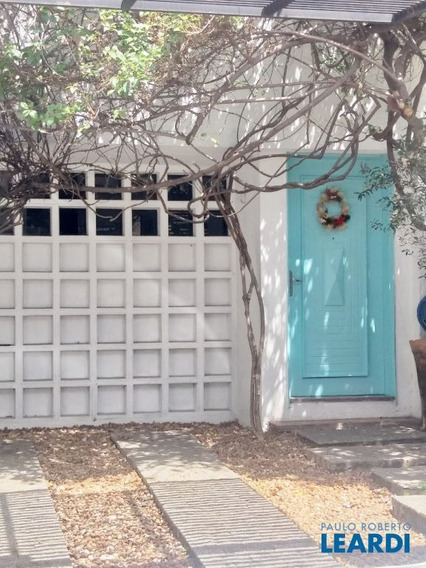 Casa Assobradada - Higienópolis - Sp - 606302