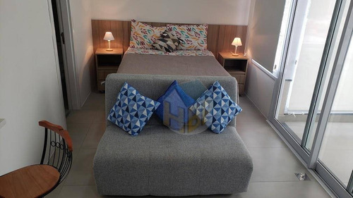 Imagem 1 de 30 de Apartamento, 35 M² - Venda Por R$ 550.000,00 Ou Aluguel Por R$ 2.800,00/mês - Vila Mariana - São Paulo/sp - Ap0302