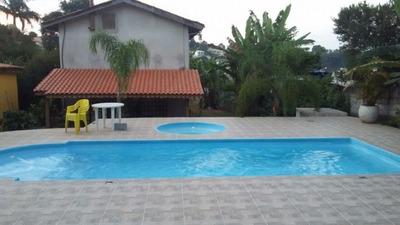 Chácara Em Jardim Estancia Brasil, Atibaia/sp De 250m² 4 Quartos À Venda Por R$ 620.000,00 - Ch103142
