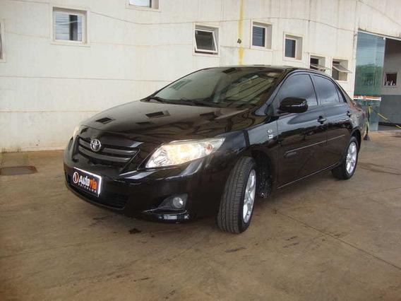 Toyota Corolla Gli 1.8 16v 4p Aut (flex) 2011