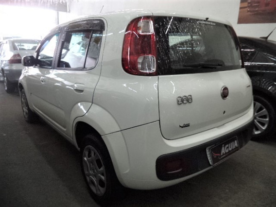Fiat Uno Vivace 1.0 Flex 4ps 2015 Completo + Airbags + Abs!