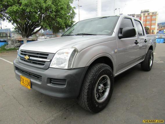 Chevrolet Luv D-max Pickup Doble Cabina