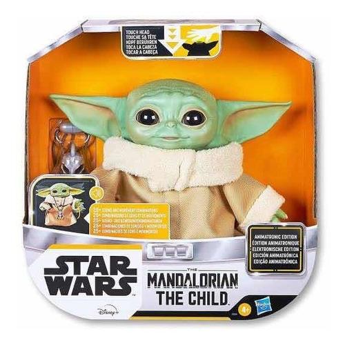 Baby Yoda Animatronic Mandalorian Star Wars