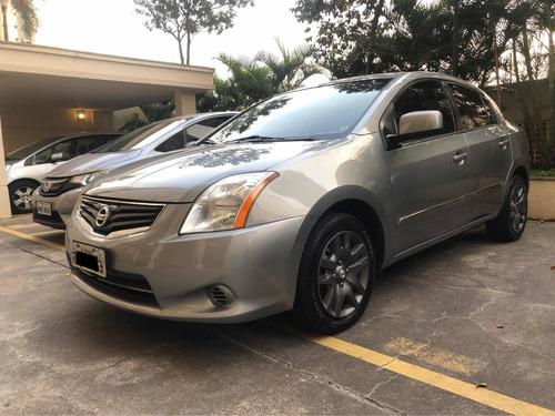 Imagem 1 de 13 de Nissan Sentra 2012 2.0 Flex Aut. 4p
