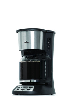 Salton Jumbo Java Coffee Maker, Fc1667, Negro