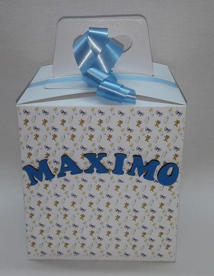 Regalo Baby Shower Ajuar Nacimiento Bebe **personalizado**