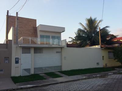 Casa Nova Em Caraguatatuba Com 4 Quartos Em Ótimo Bairro!
